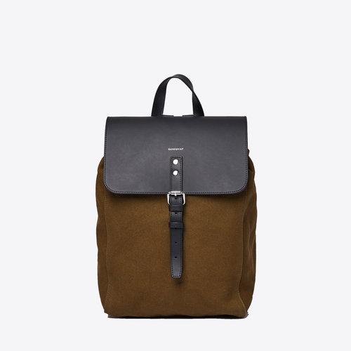 Sandqvist Alva Olive Backpack