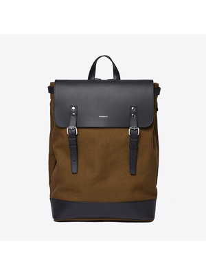 Sandqvist Hege Backpack Olive
