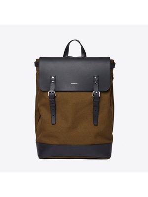 Sandqvist Hege Olive Backpack