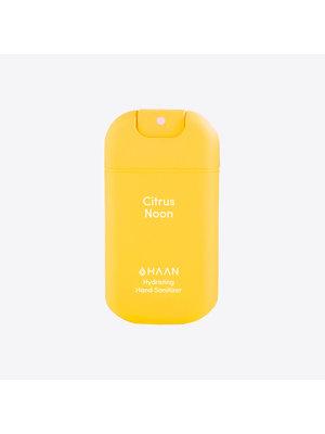HAAN Spray désinfectant pour les mains rechargeable - Citrus Noon