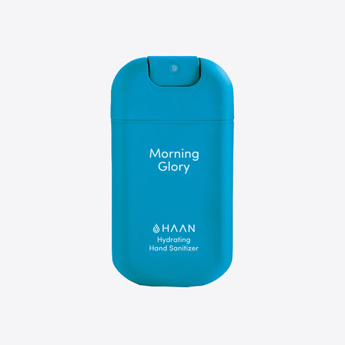 HAAN Spray désinfectant pour les mains rechargeable - Morning Glory