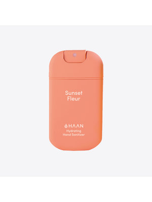 HAAN Hand Spray Refillable - Disinfecting Sunset Fleur