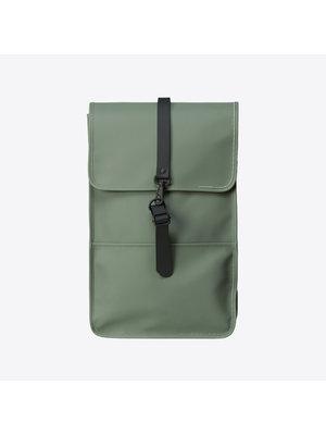 Rains Backpack Olive Rugzak