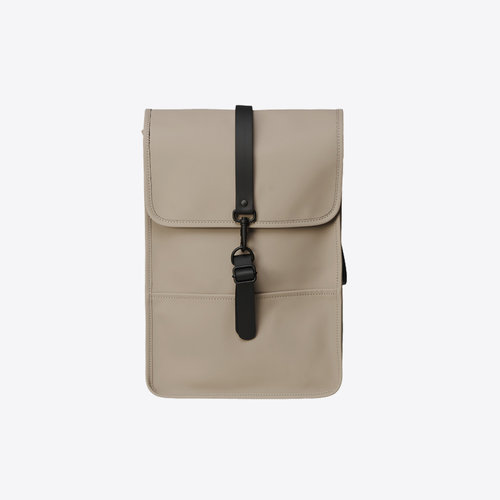 Rains Backpack Mini Taupe Rugzak