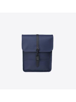 Rains Backpack Micro Blue Rugzak