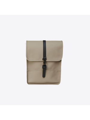 Rains Backpack Micro Taupe