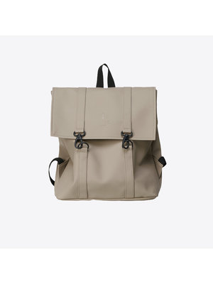 Rains MSN Bag Mini Taupe Backpack