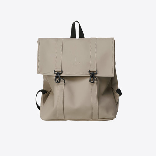 Rains MSN Bag Mini Taupe Rugzak