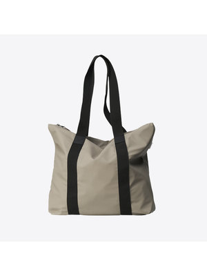 Rains Tote Bag Rush Taupe