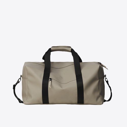 Rains Gym Bag Taupe