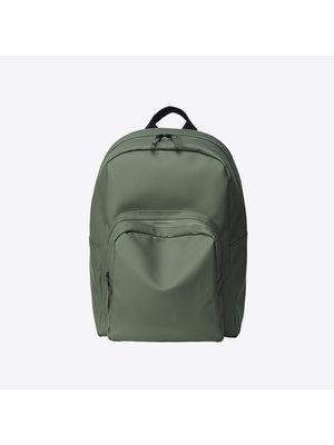 Rains Base Bag Olive Rugzak
