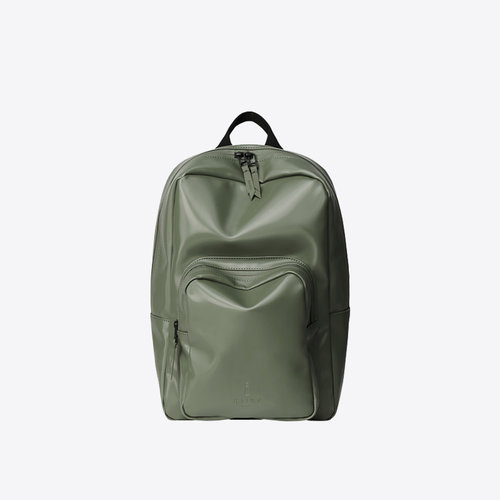 Rains Base Bag Mini Shiny Olive Rugzak