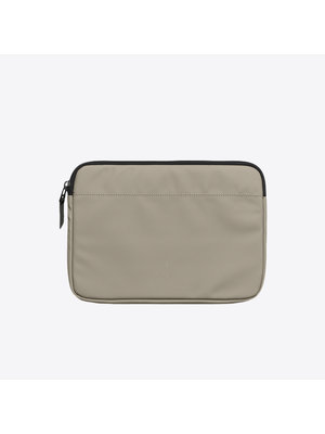 Rains Laptop Case Taupe 13 inch