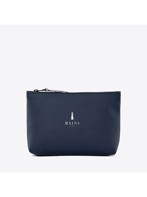 Rains Cosmetic Bag Blue