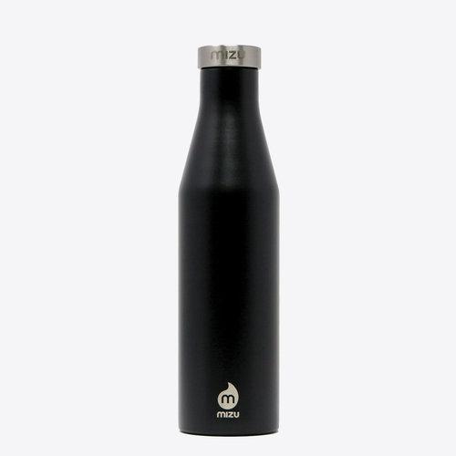 Mizu S6 Black Thermos 600ml