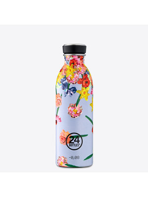 24Bottles Flowerfall Urban Drinking Bottle 500ml
