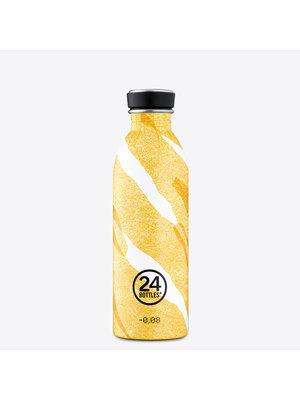24Bottles Amber Deco Urban Drinking Bottle 500ml