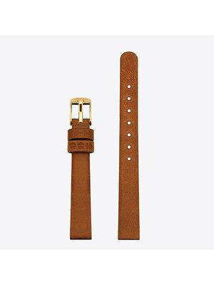Komono Bracelet de Montre Cuir 12 Gold Tan