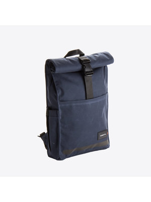 Property of Max Roll Down Backpack Navy Rugzak