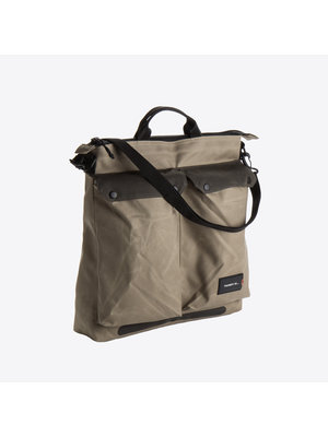 Property of Zoe Helmet Bag Khaki