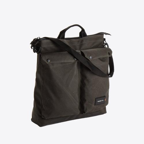 Property of Zoe Helmet Bag Army