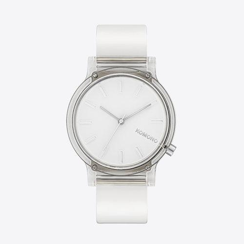 Komono Mono Clear Crystal Horloge