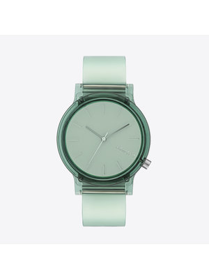 Komono Mono Clear Aqua Watch