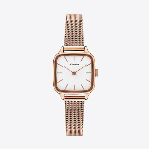 Komono Kate Royale Rose Gold Watch