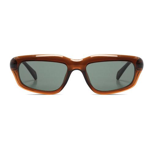 Komono Matt Bronze Sunglasses