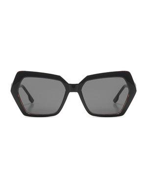 Komono Poly Black Tortoise Sunglasses