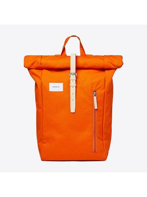Sandqvist Dante Burnt Orange Backpack