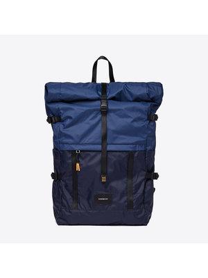 Sandqvist Bernt Lightweight Navy Backpack