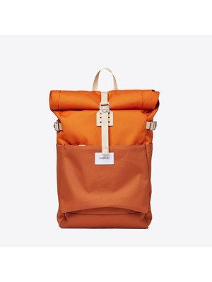 Sandqvist Ilon Burnt Orange Backpack