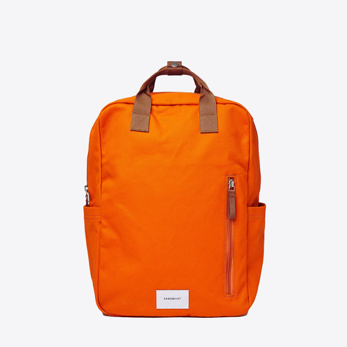Sandqvist Knut Burnt Orange Backpack
