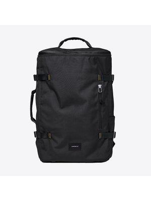 Sandqvist Zeke Black Backpack