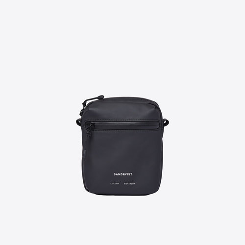 Sandqvist Poe Black  Shoulder Bag