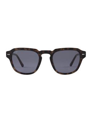 Kapten and Son Boston Dark Tortoise Black Sunglasses