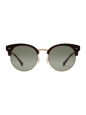 Kapten and Son Capri Tortoise Green Sunglasses