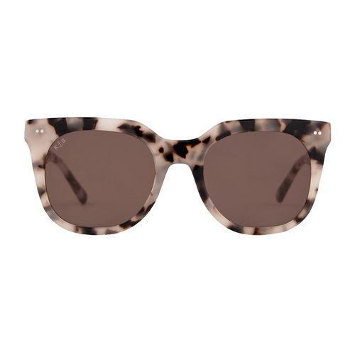 Kapten and Son Florence Mineral Tortoise Brown Sunglasses