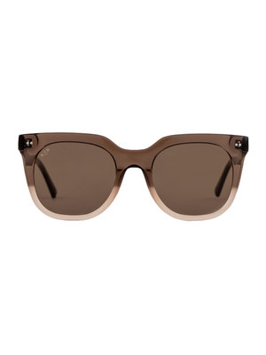Kapten and Son Florence Brown Gradient Sunglasses