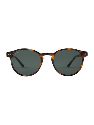 Kapten and Son Marais Tortoise Green Zonnebril