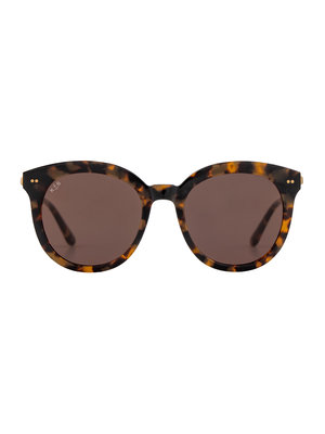 Kapten and Son Paris Amber Tortoise Brown Sunglasses