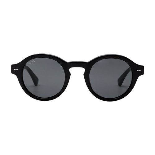 Kapten and Son Tokyo All Black Sunglasses