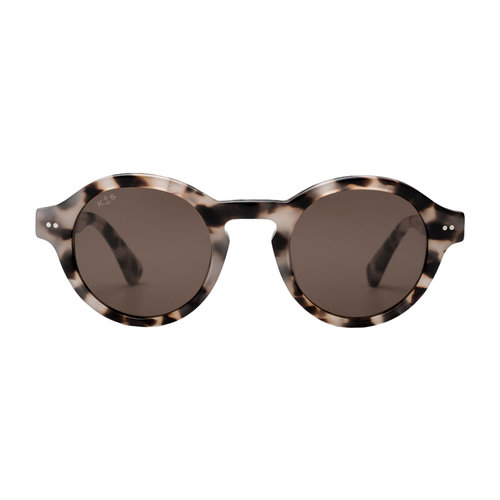 Kapten and Son Tokyo Mineral Tortoise Brown Sunglasses