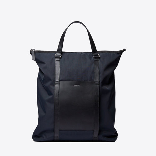 Sandqvist Marta Black Backpack