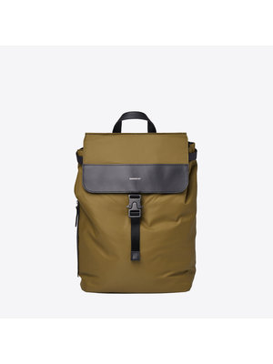 Sandqvist Alva Nylon Military Olive Backpack