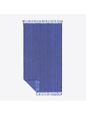 Slowtide Koko Navy Turkish Towel