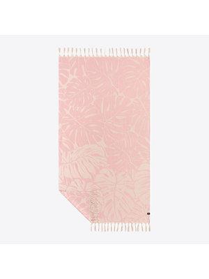 Slowtide Tarovine Rose Turkish Towel