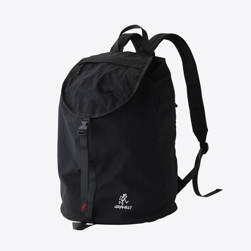 Gramicci Lid Pack Black Rugzak