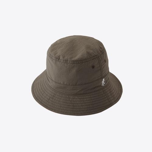 Gramicci Shell Reversible Hat Ash Olive x Terra Cotta Bucket Hat